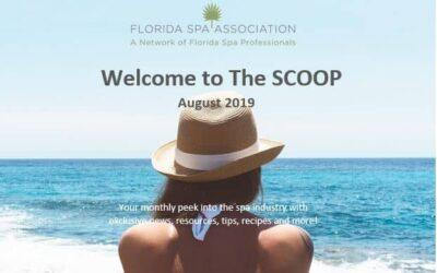 August 2019 The Scoop