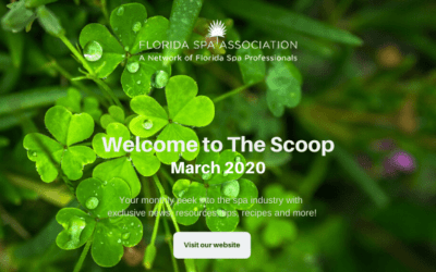 March 2020 The Scoop
