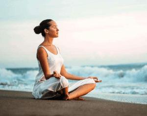 Sustainability through Meditation