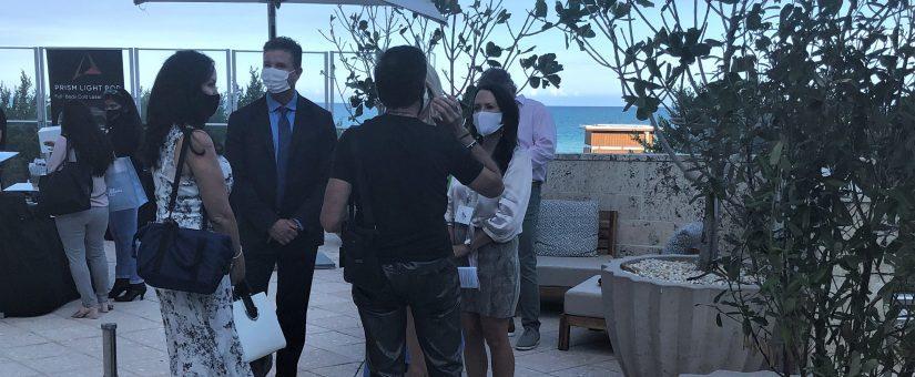 "FSA Holiday ""Mask & Mingle"" Event  at Carillon Miami Wellness Resort – Dec 15, 2020"